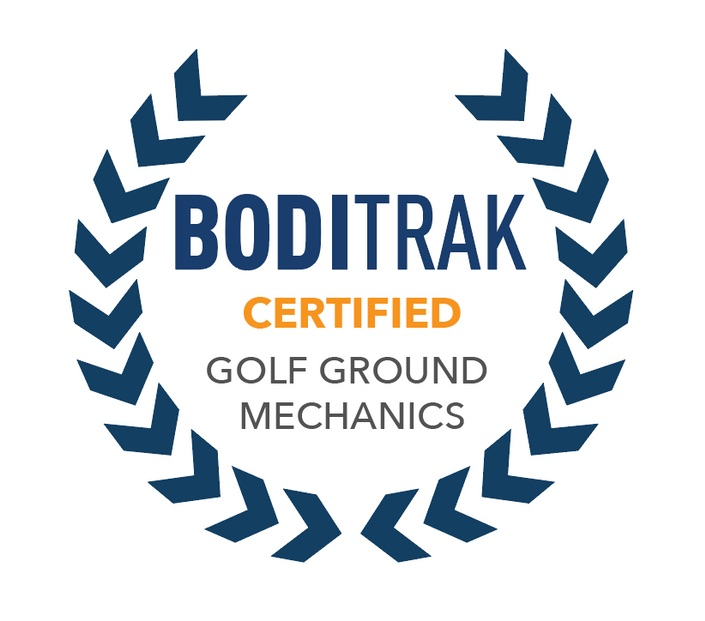 Boditrak golf coaching - Oxfordshire