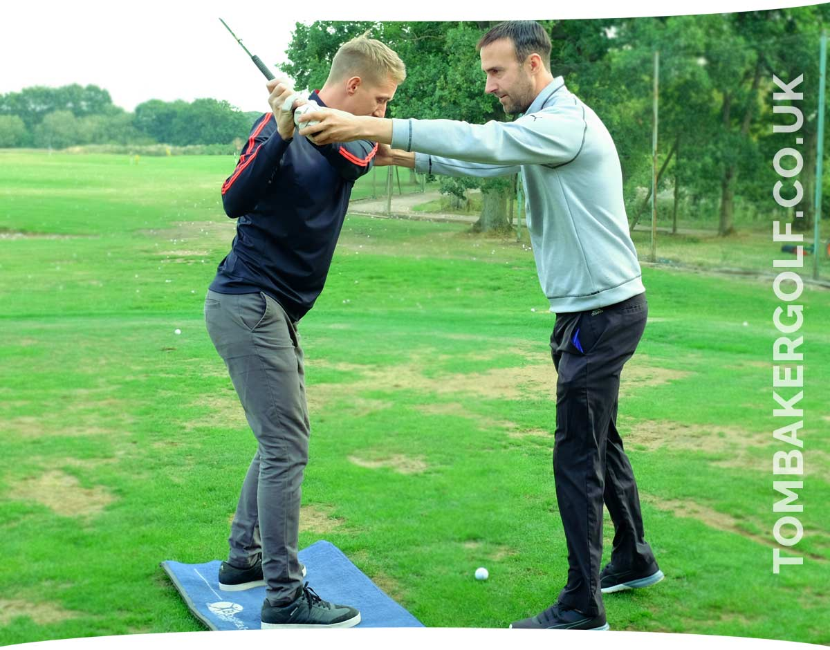 Golf lessons - Bedfordshire
