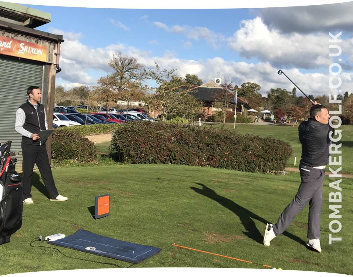 Golf lessons - Oxfordshire